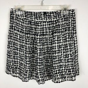 Forever 21 Pleated Mini Skirt with Pockets